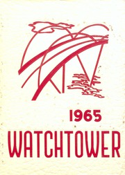 Rock Island High School - Watchtower Yearbook (Rock Island, IL) online yearbook collection, 1965 Edition, Page 1