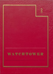 Rock Island High School - Watchtower Yearbook (Rock Island, IL) online yearbook collection, 1978 Edition, Page 1