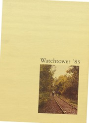 Rock Island High School - Watchtower Yearbook (Rock Island, IL) online yearbook collection, 1983 Edition, Page 1