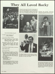 Page 182, 1984 Edition, Rock Island High School - Watchtower Yearbook (Rock Island, IL) online yearbook collection