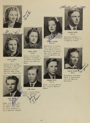 Page 17, 1941 Edition, Antioch Community High School - Sequoia Yearbook (Antioch, IL) online yearbook collection