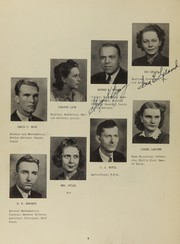 Page 8, 1941 Edition, Antioch Community High School - Sequoia Yearbook (Antioch, IL) online yearbook collection