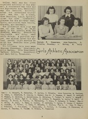 Page 10, 1944 Edition, Antioch Community High School - Sequoia Yearbook (Antioch, IL) online yearbook collection