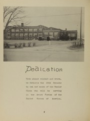 Page 4, 1944 Edition, Antioch Community High School - Sequoia Yearbook (Antioch, IL) online yearbook collection