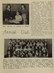 Page 9, 1944 Edition, Antioch Community High School - Sequoia Yearbook (Antioch, IL) online yearbook collection