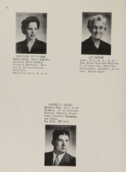 Page 10, 1948 Edition, Antioch Community High School - Sequoia Yearbook (Antioch, IL) online yearbook collection