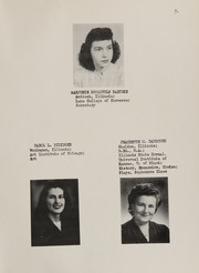 Page 9, 1948 Edition, Antioch Community High School - Sequoia Yearbook (Antioch, IL) online yearbook collection