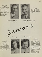 Page 13, 1949 Edition, Antioch Community High School - Sequoia Yearbook (Antioch, IL) online yearbook collection