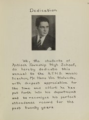 Page 5, 1949 Edition, Antioch Community High School - Sequoia Yearbook (Antioch, IL) online yearbook collection