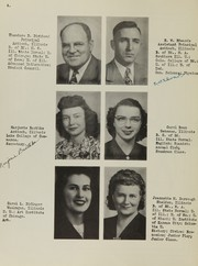 Page 8, 1949 Edition, Antioch Community High School - Sequoia Yearbook (Antioch, IL) online yearbook collection