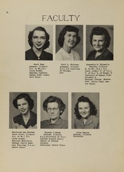 Page 10, 1950 Edition, Antioch Community High School - Sequoia Yearbook (Antioch, IL) online yearbook collection