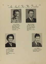 Page 12, 1950 Edition, Antioch Community High School - Sequoia Yearbook (Antioch, IL) online yearbook collection