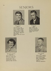 Page 16, 1950 Edition, Antioch Community High School - Sequoia Yearbook (Antioch, IL) online yearbook collection
