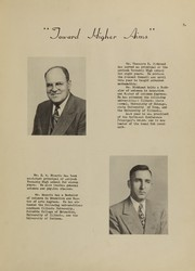 Page 9, 1950 Edition, Antioch Community High School - Sequoia Yearbook (Antioch, IL) online yearbook collection