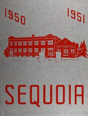 1951 Edition, Antioch Community High School - Sequoia Yearbook (Antioch, IL)