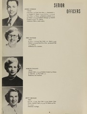 Page 12, 1951 Edition, Antioch Community High School - Sequoia Yearbook (Antioch, IL) online yearbook collection