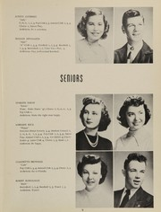 Page 13, 1951 Edition, Antioch Community High School - Sequoia Yearbook (Antioch, IL) online yearbook collection