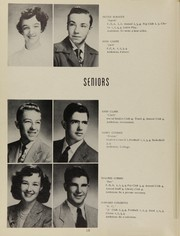 Page 14, 1951 Edition, Antioch Community High School - Sequoia Yearbook (Antioch, IL) online yearbook collection