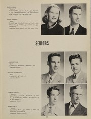 Page 15, 1951 Edition, Antioch Community High School - Sequoia Yearbook (Antioch, IL) online yearbook collection