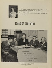 Page 6, 1951 Edition, Antioch Community High School - Sequoia Yearbook (Antioch, IL) online yearbook collection