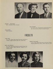 Page 7, 1951 Edition, Antioch Community High School - Sequoia Yearbook (Antioch, IL) online yearbook collection