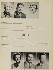 Page 8, 1951 Edition, Antioch Community High School - Sequoia Yearbook (Antioch, IL) online yearbook collection