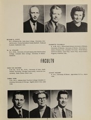 Page 9, 1951 Edition, Antioch Community High School - Sequoia Yearbook (Antioch, IL) online yearbook collection