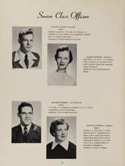 Page 16, 1954 Edition, Antioch Community High School - Sequoia Yearbook (Antioch, IL) online yearbook collection