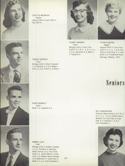 Page 18, 1956 Edition, Antioch Community High School - Sequoia Yearbook (Antioch, IL) online yearbook collection