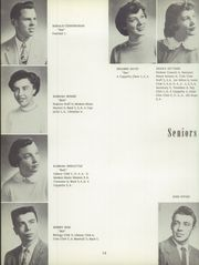 Page 20, 1956 Edition, Antioch Community High School - Sequoia Yearbook (Antioch, IL) online yearbook collection