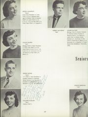 Page 24, 1956 Edition, Antioch Community High School - Sequoia Yearbook (Antioch, IL) online yearbook collection