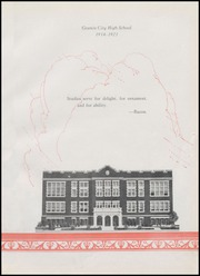 Page 11, 1929 Edition, Granite City High School - Warrior Yearbook (Granite City, IL) online yearbook collection