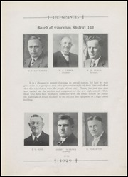 Page 17, 1929 Edition, Granite City High School - Warrior Yearbook (Granite City, IL) online yearbook collection