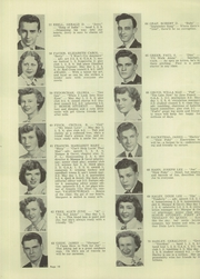 Page 10, 1952 Edition, Granite City High School - Warrior Yearbook (Granite City, IL) online yearbook collection