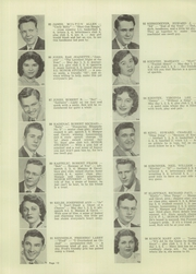 Page 12, 1952 Edition, Granite City High School - Warrior Yearbook (Granite City, IL) online yearbook collection