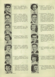 Page 14, 1952 Edition, Granite City High School - Warrior Yearbook (Granite City, IL) online yearbook collection