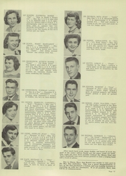 Page 15, 1952 Edition, Granite City High School - Warrior Yearbook (Granite City, IL) online yearbook collection