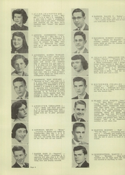 Page 6, 1952 Edition, Granite City High School - Warrior Yearbook (Granite City, IL) online yearbook collection