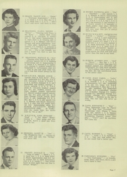 Page 7, 1952 Edition, Granite City High School - Warrior Yearbook (Granite City, IL) online yearbook collection