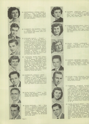 Page 8, 1952 Edition, Granite City High School - Warrior Yearbook (Granite City, IL) online yearbook collection
