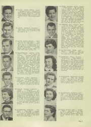 Page 9, 1952 Edition, Granite City High School - Warrior Yearbook (Granite City, IL) online yearbook collection