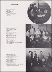 Page 12, 1955 Edition, Granite City High School - Warrior Yearbook (Granite City, IL) online yearbook collection