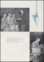 Page 12, 1958 Edition, Granite City High School - Warrior Yearbook (Granite City, IL) online yearbook collection
