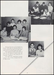 Page 14, 1958 Edition, Granite City High School - Warrior Yearbook (Granite City, IL) online yearbook collection