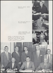 Page 17, 1958 Edition, Granite City High School - Warrior Yearbook (Granite City, IL) online yearbook collection