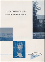 Page 6, 1958 Edition, Granite City High School - Warrior Yearbook (Granite City, IL) online yearbook collection