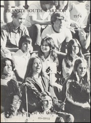 Page 5, 1974 Edition, Granite City High School - Warrior Yearbook (Granite City, IL) online yearbook collection