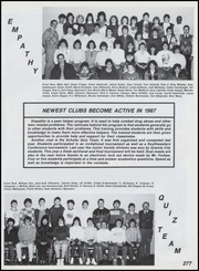 Page 281, 1987 Edition, Granite City High School - Warrior Yearbook (Granite City, IL) online yearbook collection