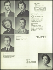 Page 72, 1953 Edition, Crete Monee High School - Jester Yearbook (Crete, IL) online yearbook collection