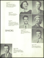 Page 73, 1953 Edition, Crete Monee High School - Jester Yearbook (Crete, IL) online yearbook collection